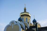 церковь в агрогородке Мичуринской