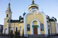 церковь в агрогородке Мичуринская