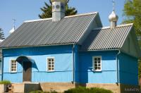 церковь в деревне Ленино