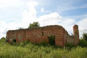 церковь в городе Корма