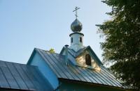 Езерище церковь