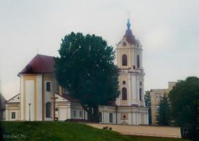 фото костела в Гродно