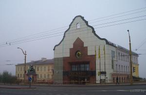 Гродно монастырь кармелитов