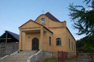 Сопоцкин церковь