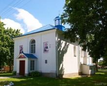 Бытень церковь
