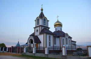 Доманово церковь