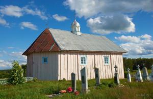 Коссово церковь
