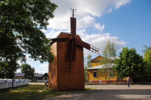 Мотоль ветряная мельница