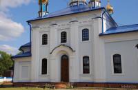 Мотоль церковь