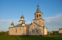 Бакшты церковь