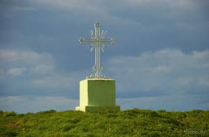 Геранёны крест