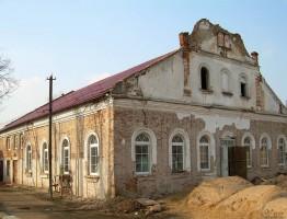 синагога в Ивье