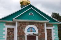 церковь в Борщево