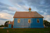 церковь в Дмитровичах