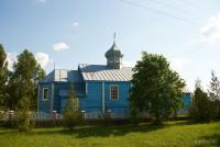 церковь в Чемерях
