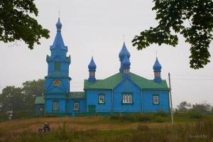 Николаево церковь