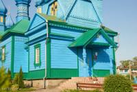 церковь в Николаево