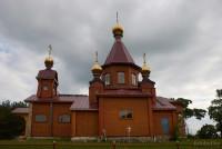 Омеленец церковь