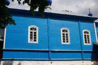 церковь в Паниквах