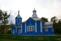 церковь в Пашуках
