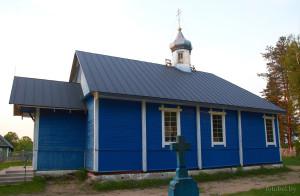 Рожковка церковь