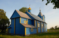 церковь в Шишово