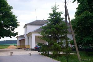 школа в деревне Сушки
