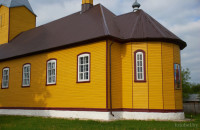 церковь в Верховичах