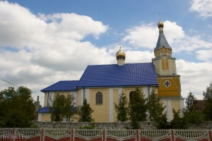 Волчин церковь