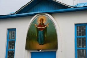 Кировск церковь