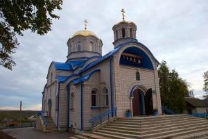 Церковь в Кличеве