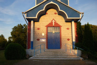 Бородичи церковь