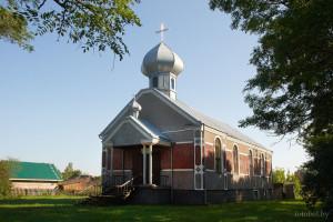 Лужки церковь