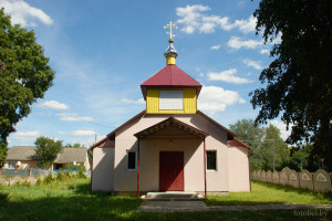 Глинянки церковь