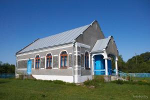 храм в Леликово