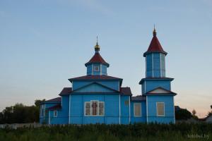 деревня Октябрь