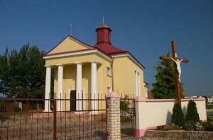 костел в Кореличах