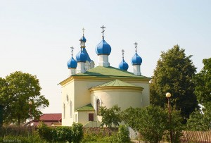 церковь в посёлке Мир