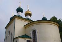 поселок Мир церковь