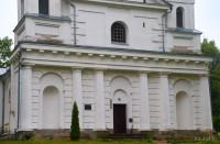Воронча костел