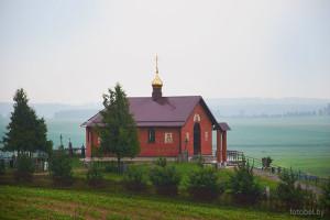 Загорье церковь