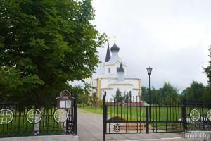 Костюковичи храм