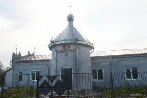 Кричев храм
