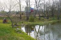 Криница в деревне Буды