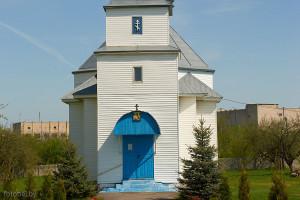 Крупки церковь