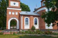 Церковь в Лельчицах