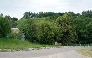 Городище в агрогородке Камень