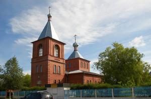 Церковь в Лепеле