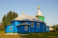 деревня Бобры церковь