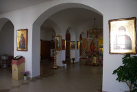 Лиозно церковь